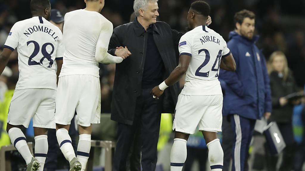 Mourinhos Heimdebüt mit Tottenham wird zur Geduldsprobe