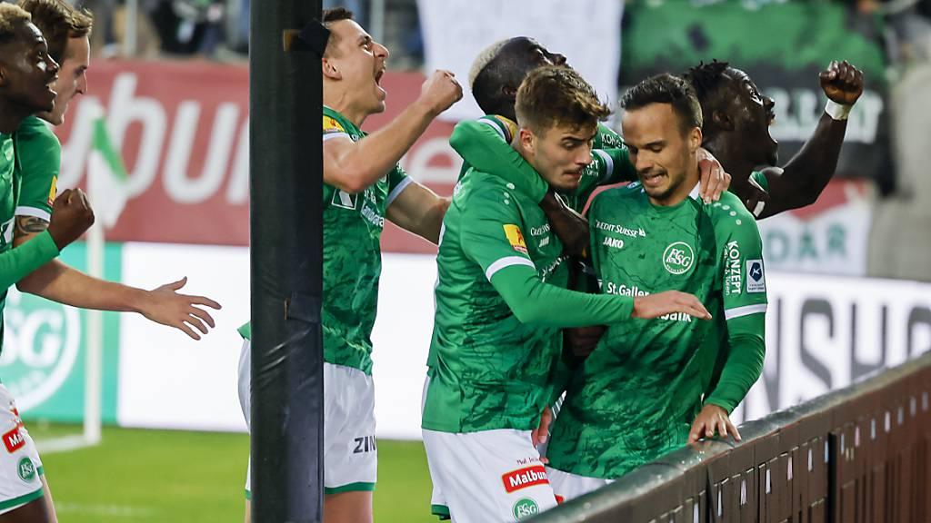 FC St.Gallen gibt wichtiges Lebenszeichen von sich