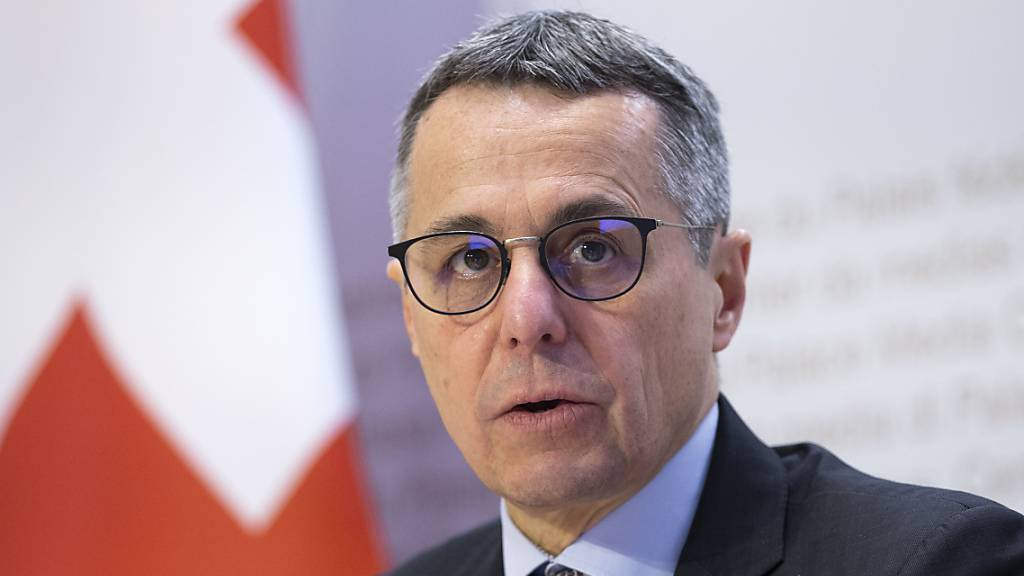 Bundesrat Ignazio Cassis zu Besuch in Algerien