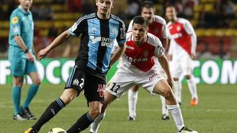 Schoss Marseille in den französischen Cupfinal: Florian Thauvin (links, Archivbild)