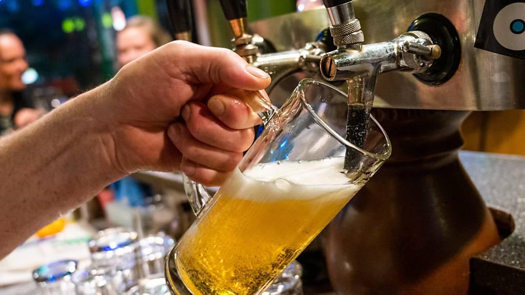 Durststrecke für Schweizer Brauereien wegen Coronapandemie