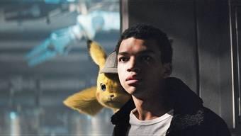 Kommen einer Verschwörung auf die Spur: Pikachu und Tim, gespielt von Justice Smith.