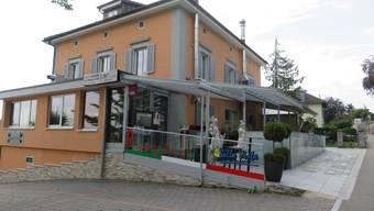 Das Restaurant Pizzeria Bella Vista in Muri AG steht im Mittelpunkt der Anti-Mafia-Ermittlungen.