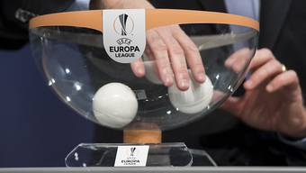 Auch in der Europa League wurde gelost
