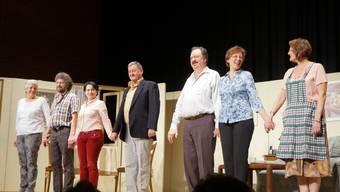 Am dritten Theater-Spektakel in Oberengstringen gab es Theater und Gesang