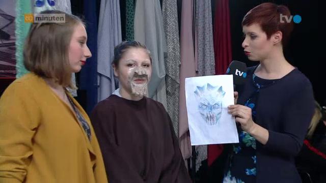 Maskenbildnerin