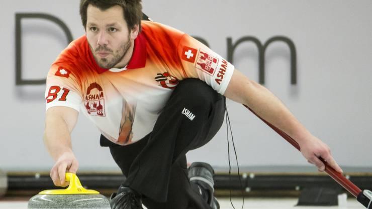 Martin Rios bleibt auf Kurs Richtung Olympische Spiele