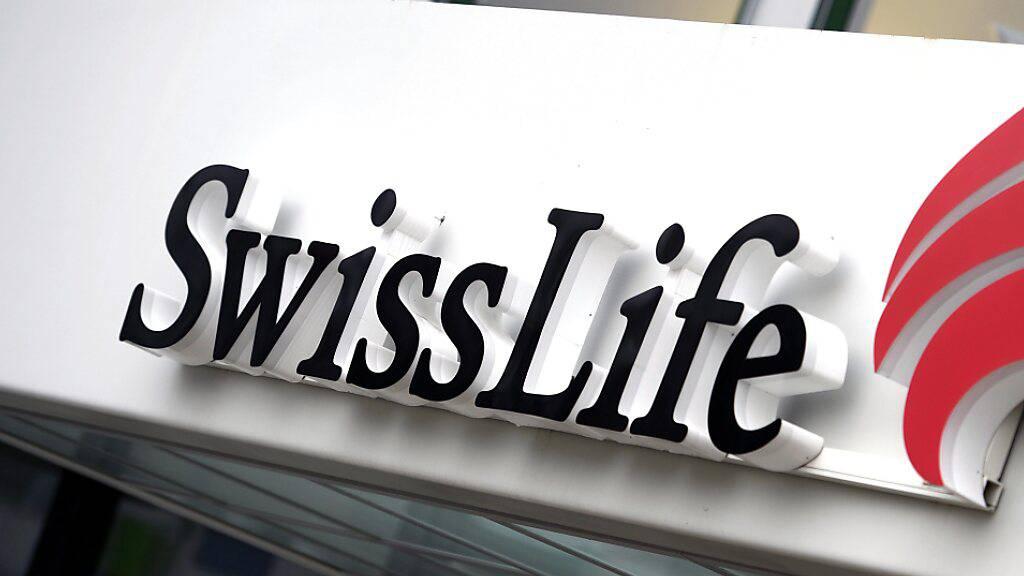 Swiss Life wegen Sondereffekten mit weniger Gewinn im 2020