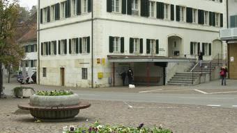 Die Gemeindeverwaltung von Dornach
