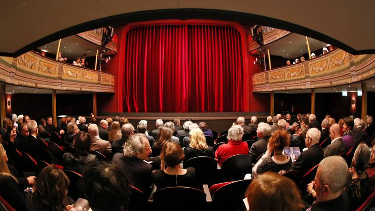 Neueröffnung Stadttheater Solothurn
