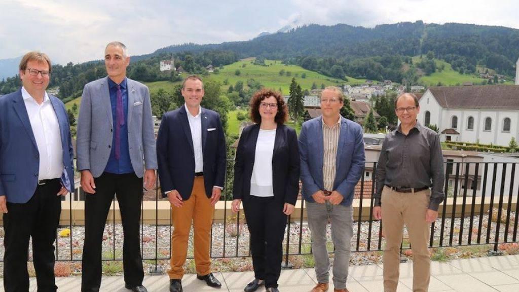 Neuer Krienser Stadtrat verteilt Ressorts