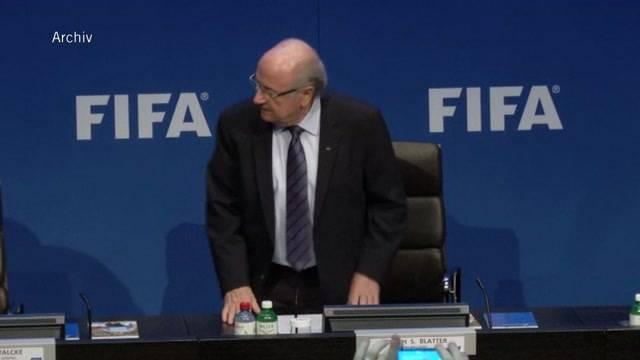 Blatter im Visier der Justiz