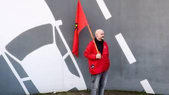 Streik in der deutschen Metall- und Elektroindustrie: Die Gewerkschaften fordern fünf Prozent mehr Lohn. (Symbolbild)