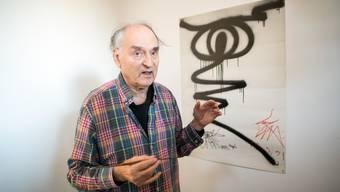 Harald Naegeli wurde als «Sprayer von Zürich» weltweit bekannt. Er ist 80 Jahre alt – und noch immer aktiv.