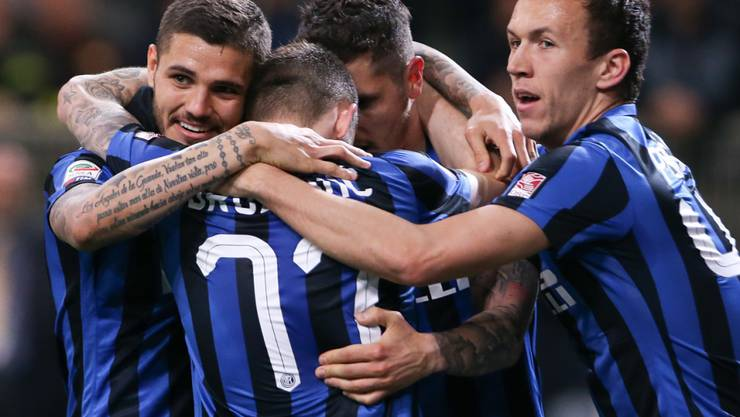 Inter Mailand drehte gegen Udinese einen Rückstand zu einem 3:1-Sieg