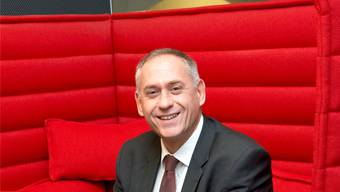 Würde sein Büro am Münsterplatz gerne behalten: Bau- und Verkehrsdirektor Hans-Peter Wessels.