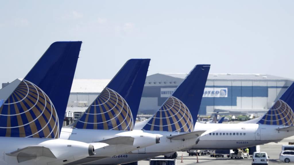Grossauftrag von United Airlines für Airbus