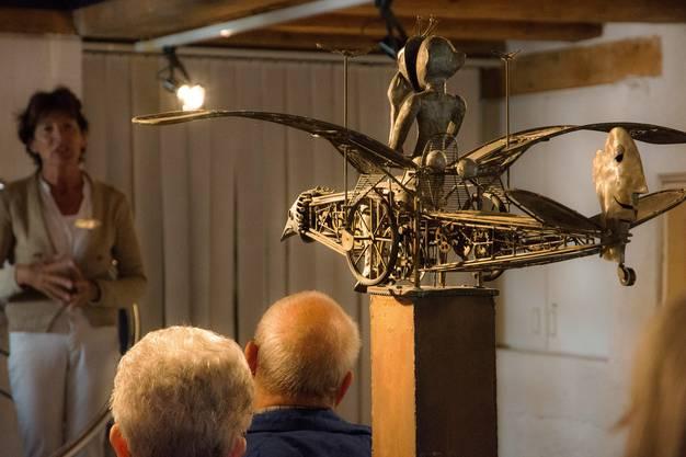 Begrüssung des HKD im Gugelmann-Museum Schönenwerd