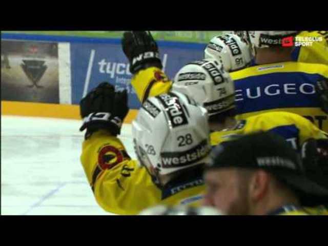 HC Lugano - SCB 5.Playoff Finalspiel 2:3; alle Tore des fünften Finalspiels