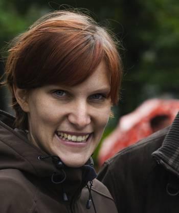 Hanna Gerig leitet den freiwilligen Verein Solinetz.