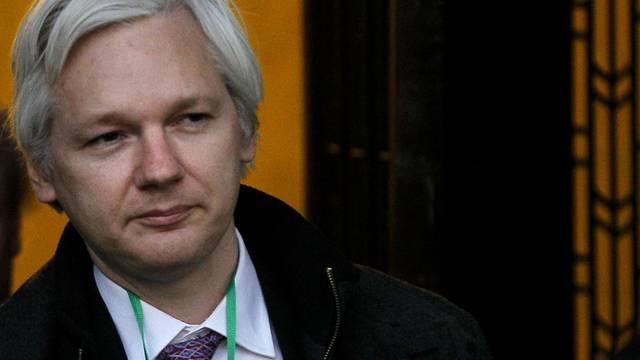 Julian Assange ersucht Ecuador um Asyl (Archiv)