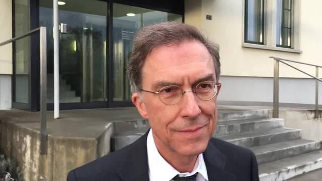 Whistleblower-Anwalt Ulrich Vogel: «Ich bin halb zufrieden und halb unzufrieden»