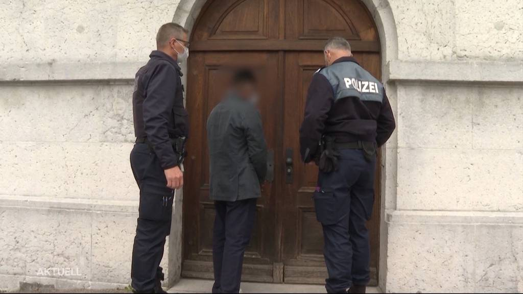 Der Solothurner Bahnhofsmörder steht ab heute vor Gericht