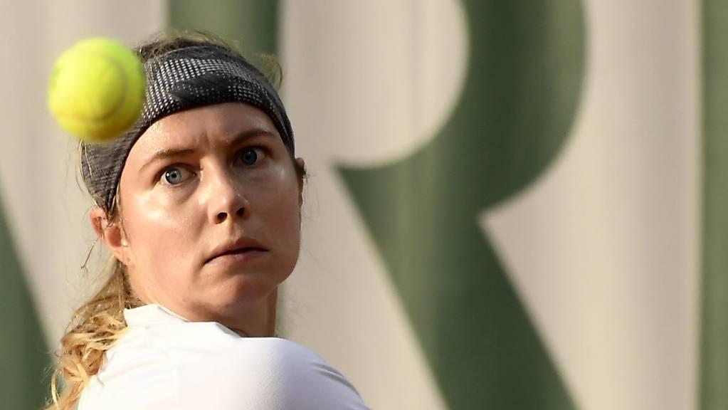 Erster Saisonsieg auf der WTA Tour eine Woche vor dem 31. Geburtstag für Stefanie Vögele.