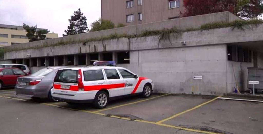 Schiesserei in Amriswil (© tvo)