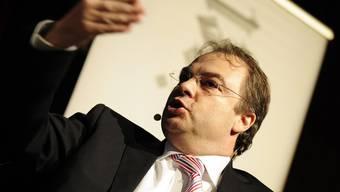 Der SVP-Gemeinderat und Präsident der Zürcher SVP: Roger Liebi.