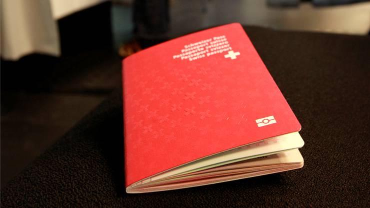 Seit 2002 wurden drei neue, teurere Versionen des Schweizer Passes eingeführt: Dadurch stiegen beim Kanton Solothurn die Gebühreneinnahmen um 322 Prozent.