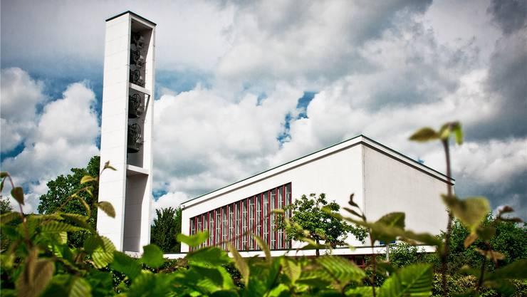 Reformierte Kirche: Abbruch und Neubau waren geplant.