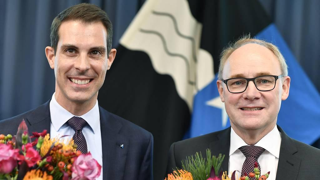 Burkart und Knecht vertreten den Aargau im Ständerat