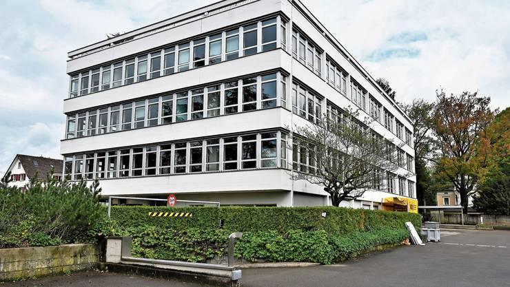 Die gemeinsame Informatikabteilung hat ihren Sitz in Aarau.