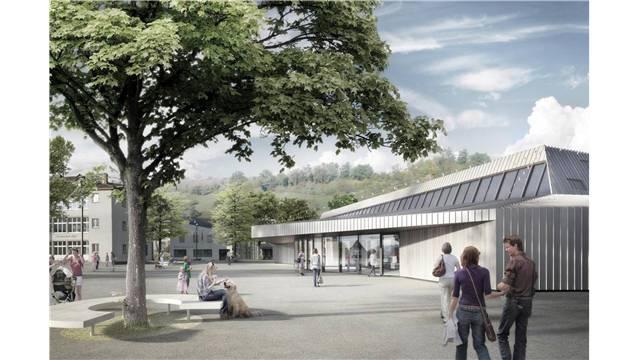 Die Planung wird am Wochenende Realität: Die Mehrzweckhalle Bubendorf wird eingeweiht.