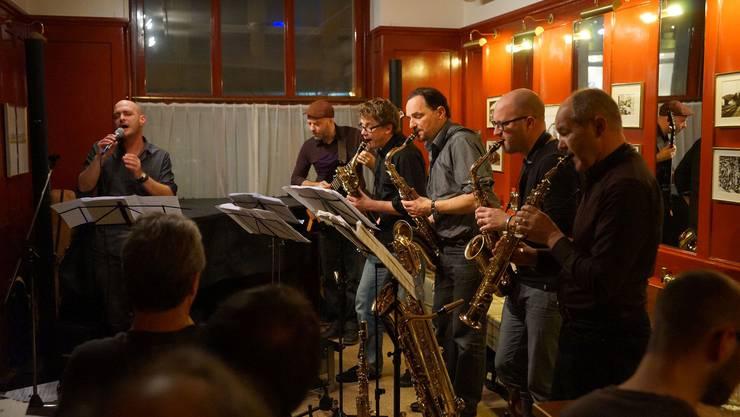 Jazz im Stadtbistro Isebähnli in Baden