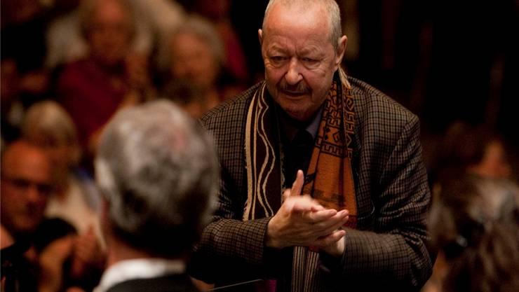 Jost Meier kann am 15. März seinen 75. Geburtstag feiern.
