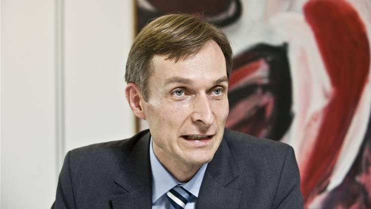 Andreas Schächtele verlässt das Aargauer Bildungsdepartement