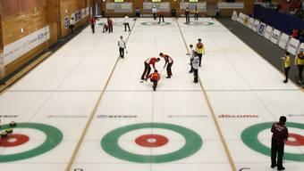 Auf den Curlingrinks wird Fairness grossgeschrieben.
