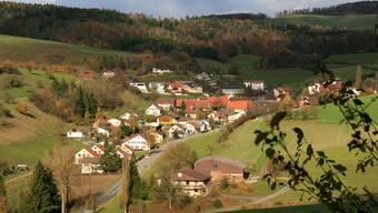 Elfingen: Dem Grundsatzbeschluss der Gemeindeversammlung zum Gemeindezusammenschluss kommt Signalwirkung zu. (Archiv PBE)