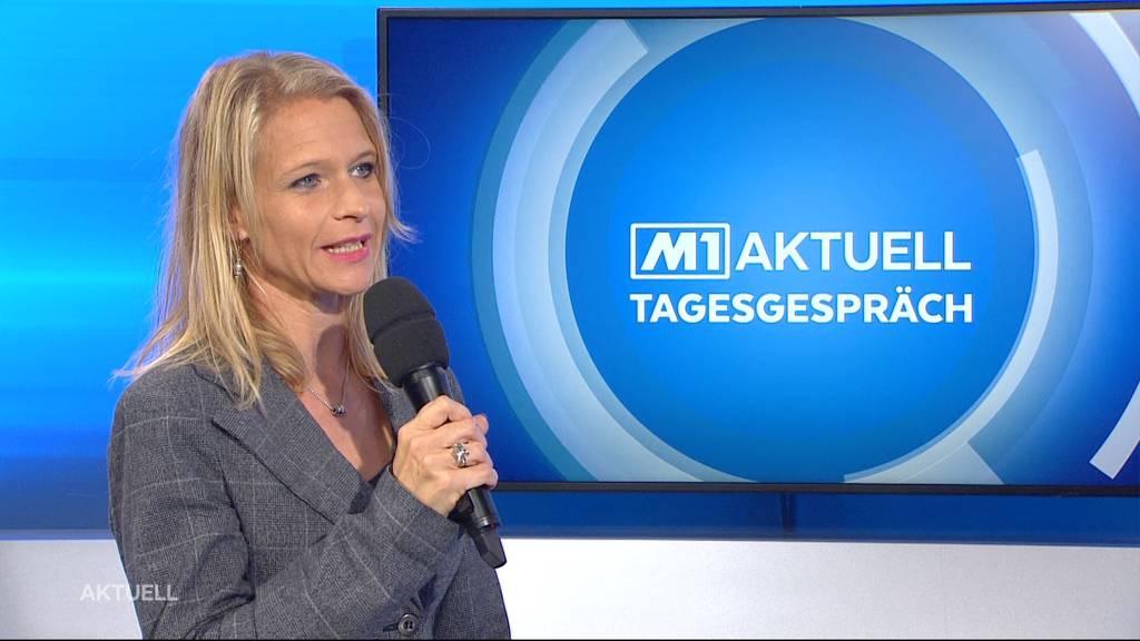 Nicole Müller-Boder über die Schliessung der Fitnesszentren