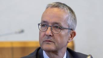 Thomas Weber vertraut weiterhin auf die Eigenverantwortung der Bevölkerung. Bild: Kenneth Nars