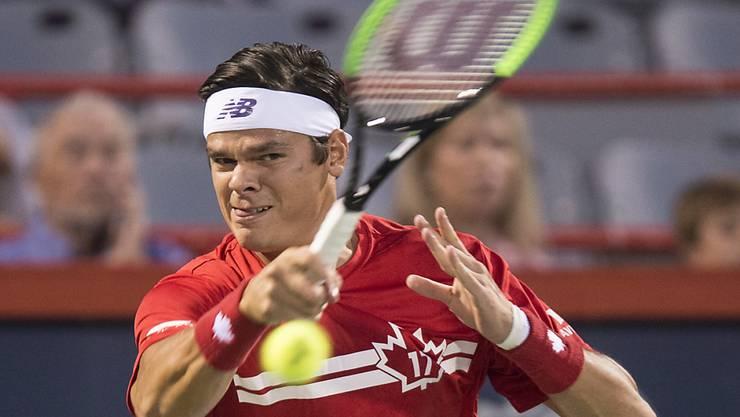 Milos Raonic erklärt Forfait für das US Open