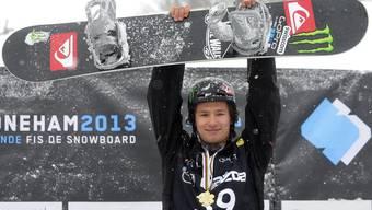 Iouri Podladtchikov gewinnt wieder Gold