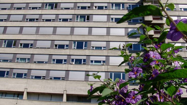 Das Spital Limmattal.