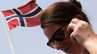Die betroffene Norwegerin