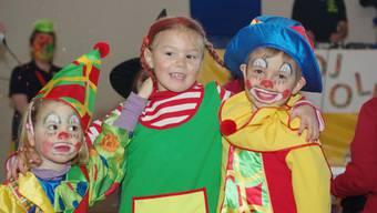 Kinderfasnacht in Siglisdorf: «Technoschnägge»