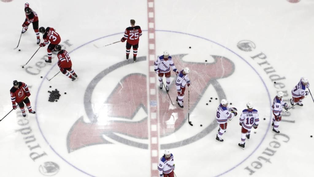 NHL-Wiederaufnahme per 1. August bestätigt