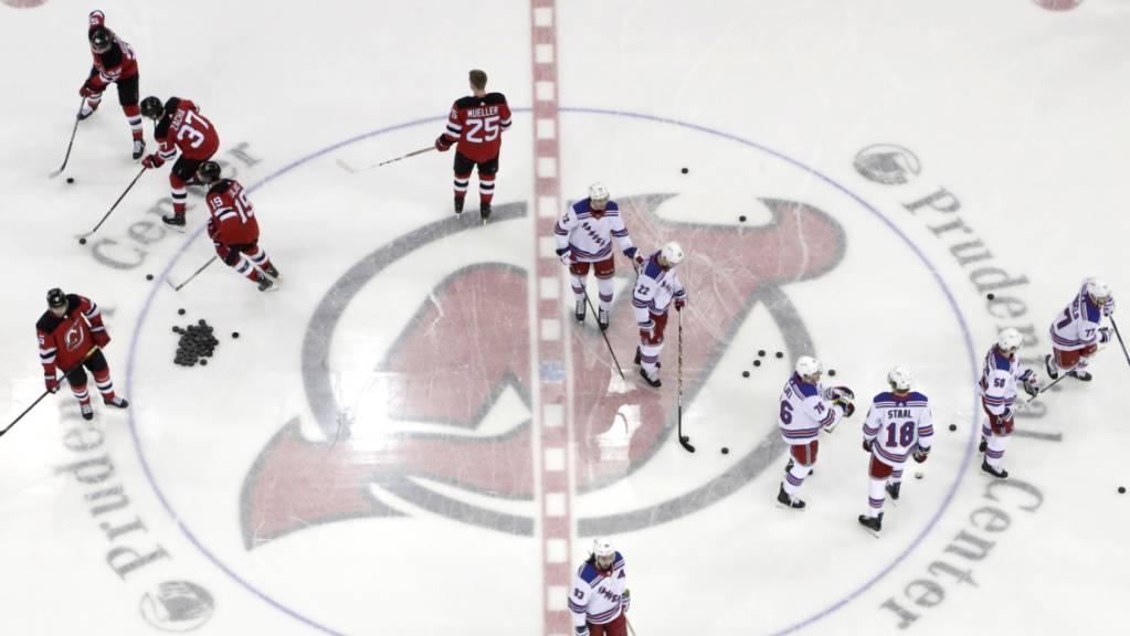 In der NHL soll nun definitiv am 1. August der Spielbetrieb wieder aufgenommen werden, wenn auch ohne Zuschauer in Toronto und in Edmonton