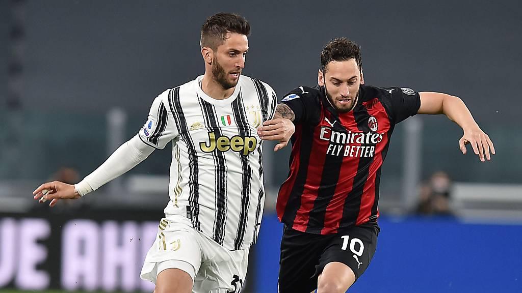 Calhanoglu von Milan zu Inter Mailand